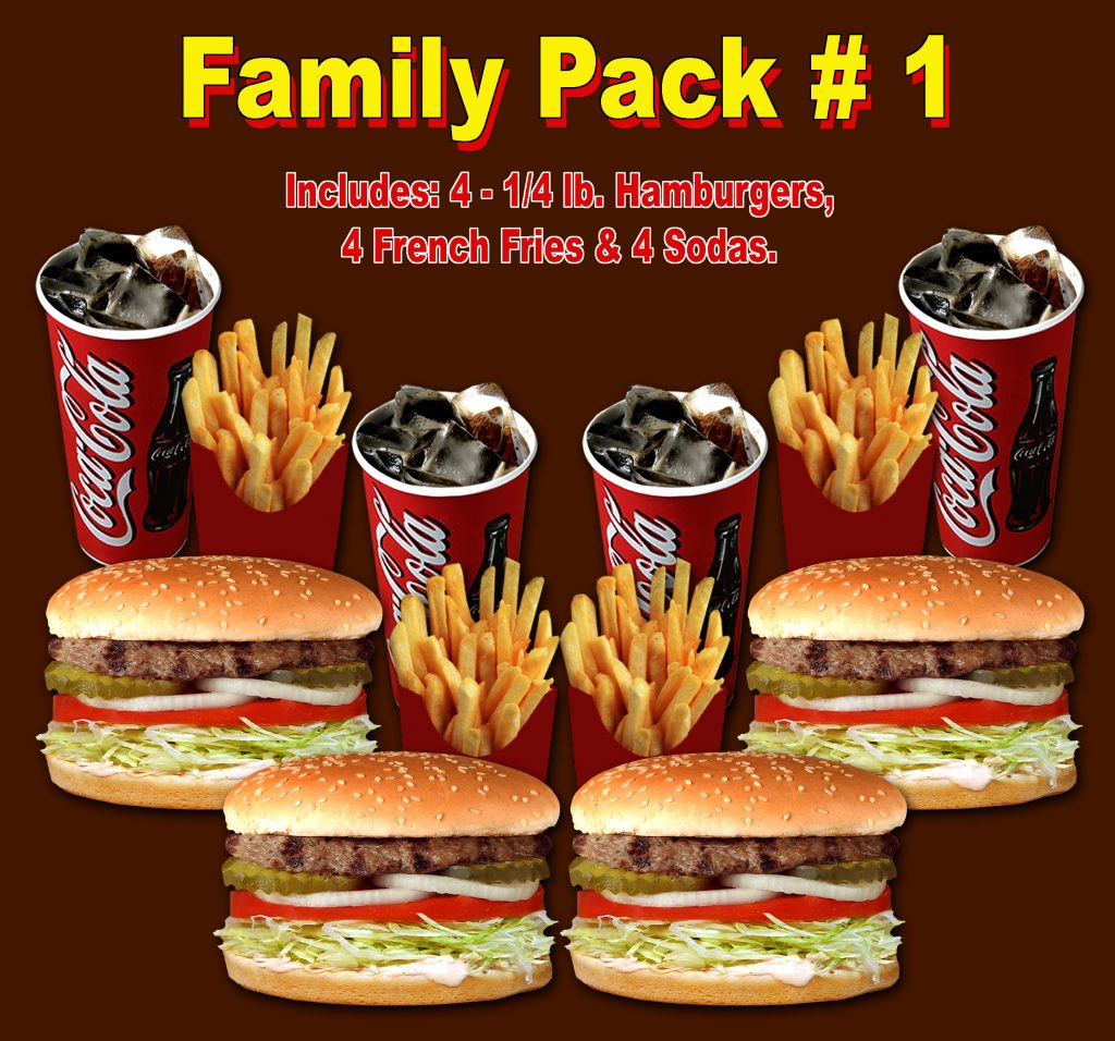 FAMILY PACK 01 (no price)
