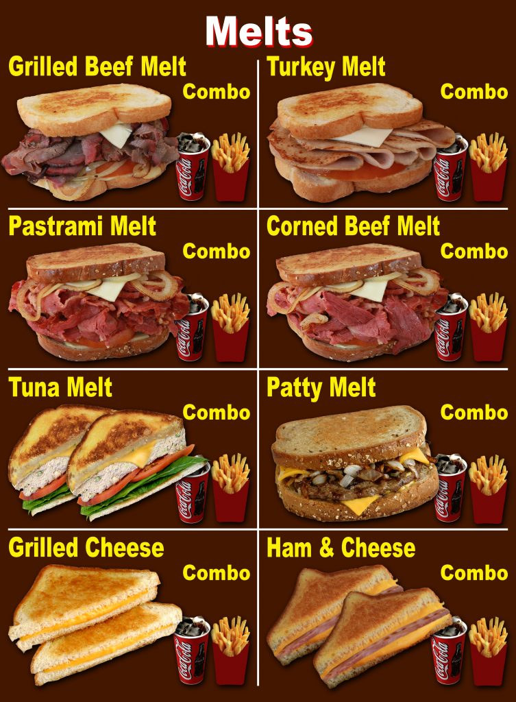 MELTS & COMBO (no prices)